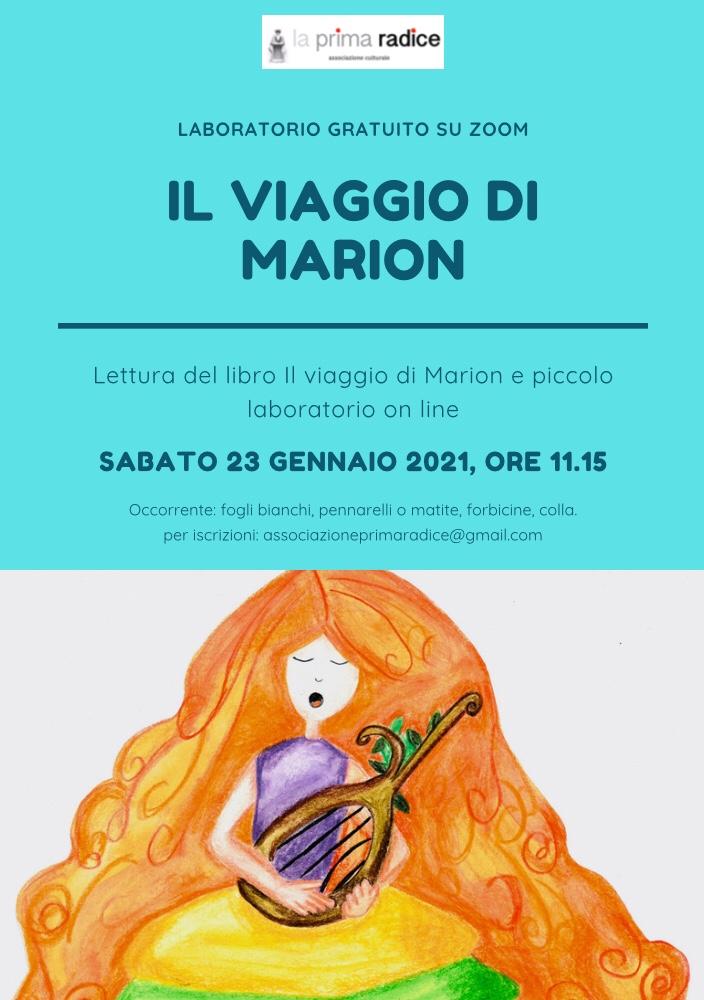 Il viaggio di Marion